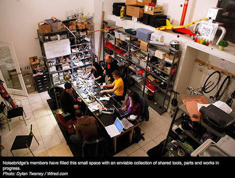 """Is It Time to Rebuild & Retool Public Libraries and Make""""TechShops""""? 