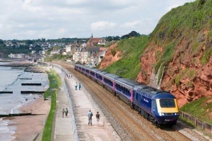 Walks And Walking - Cornwall Walks South West Coast Rail Trails | Walks And Walking | Scoop.it