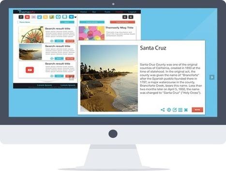 Themeefy | Curate. Learn. Teach | Herramientas digitales | Scoop.it