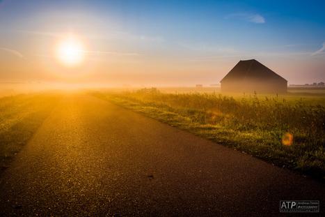 Texel Sunset Barn   Enjoy Photography!   Scoop.it