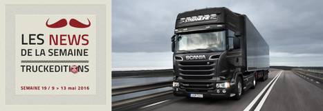Un pack royal pour Scania - truck Editions | Truckeditions | Scoop.it