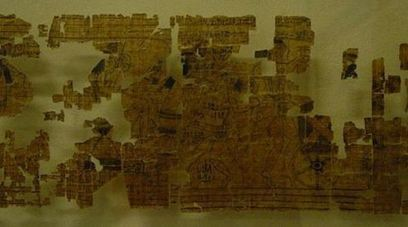The Turin Erotic Papyrus: The Oldest Known Depiction of Sex (Circa 1150 B.C.E.) | Science Made Simple | Scoop.it
