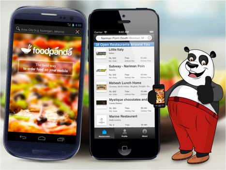 Foodpanda Acquires Russian Competitor Delivery Club - TechCrunch | Ecommerce logistics and start-ups | Scoop.it