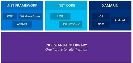 Making it easier to port to .NET Core | Technology watch | Scoop.it