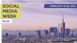 "Social Media Week Milano: ""Power To Social Media Lovers""   Carlo Mazzocco   Il Web Marketing su misura   Scoop.it"