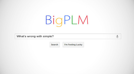 Will Google lose in the enterprise (and PLM)? | Mechanical CAD and PLM | Scoop.it