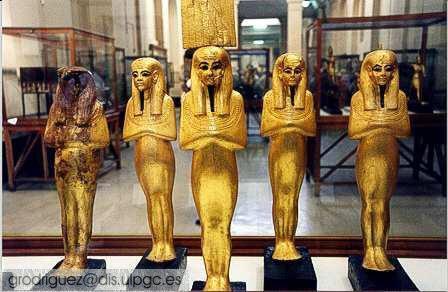 Historia del Museo | Heroes egipcios | Scoop.it