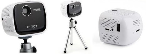 EPICT EPP-100 Android 4.2 Mini Projector | Embedded Systems News | Scoop.it
