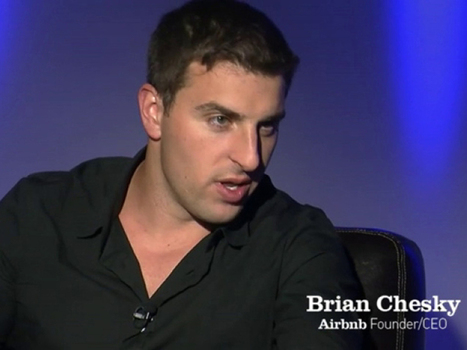 Airbnb's Brian Chesky: It's only Day Two in the sharing economy ... | Peer2Politics | Scoop.it