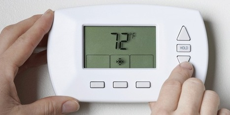 How much dialing it back can save on high heating bills - Rick Kupchella's BringMeTheNews | Home & Business Security - keyless locks and safes | Scoop.it