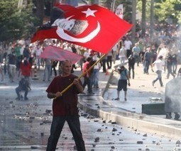 Turkish PM blasts Twitter and social media for spreading 'lies' during weekend protests | Social Media | Scoop.it