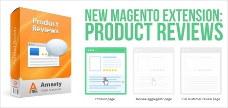 New Magento Extension: Product Reviews - Amasty Blog   Magento Extensions   Scoop.it