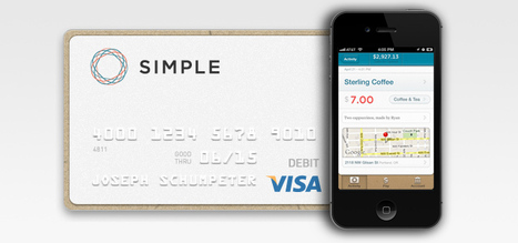 Service aims to make banking simpler | Knowmads, Infocology of the future | Scoop.it