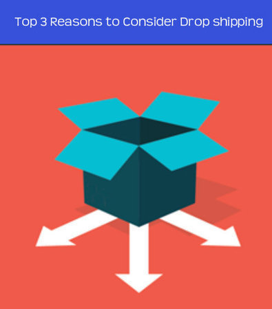Top 3 Reasons to Consider Drop shipping | 365dropship.com | Scoop.it