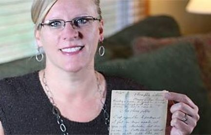 70 ans après, sa famille reçoit les lettres qui avaient été censurées durant la 2e Guerre Mondiale - CharenteLibre | Rhit Genealogie | Scoop.it