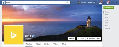 Facebook Dumps Bing, Will Introduce Its Own Search Tool | All About Facebook | Scoop.it