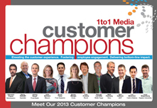 1to1 Media Customer Champions | Guest Service | Scoop.it