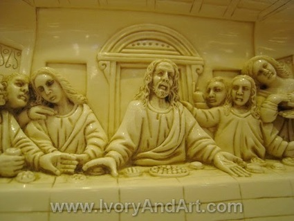 Art and Shopping : Mammoth Ivory Sculptures – All the Know How's | Ivory Tusk Art Materials | Scoop.it