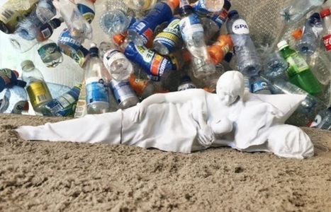 Artist to Use 100,000 Plastic Litter Bottles to 3D Print a 12-foot Long Madonna Statue for 2016 Olympics | Latin America Travel | Scoop.it