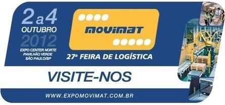 Feira de Logistica – Brasil - Tradicional evento de logística passa a integrar calendário internacional de feiras, contando com o apoio do SITL, um dos maiores do setor que ocorre anualmente em Paris. | Promote Your Brand | Scoop.it