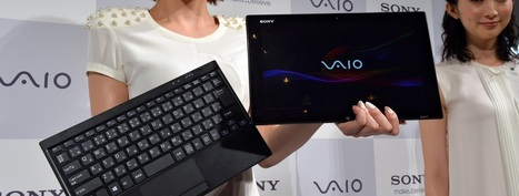 Sony denies it's in talks to sell its overseas Vaio PC business to Lenovo | Technology in Business | Scoop.it