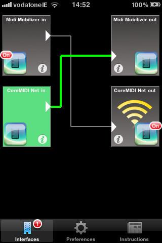 MidiBridge MIDI Router Adds App Collaboration Support to iOS | iPad Music | Scoop.it