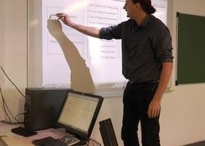 Cahier de textes numérique et nouveaux usages grâce à l'ENT LéA | Le numérique dans l'éducation | Scoop.it