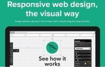 Froont - Un outil pour créer son design responsive visuellement - La Ferme du web   Fullweb   Scoop.it