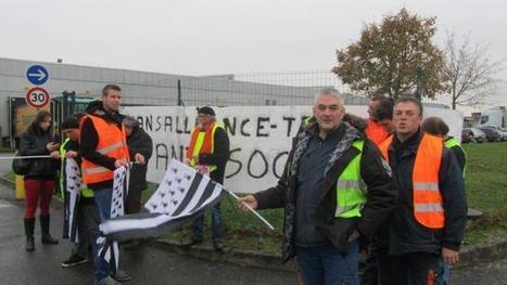 Transports Transalliance. Les salariés en grève à Chartres-de ... - Ouest-France   Acteurs   Scoop.it