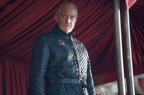 Les Inrocks - Tywin Lannister sera de retour dans la saison 5 de Game of Thrones | Mes séries | Scoop.it