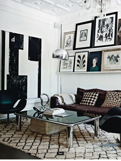 A touch of Luxe: By Malene Birger's Palma home... | Elise Valdorcia, Visual artist 3D, Interior decorator, restorer, designer... | Scoop.it