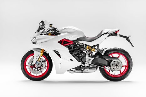 2017 Ducati SuperSport First Look | 11 Fast Facts From Intermot | Ductalk Ducati News | Scoop.it