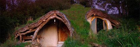 Une vraie maison de Hobbit, écologique et autosuffisante | 4eme | Scoop.it