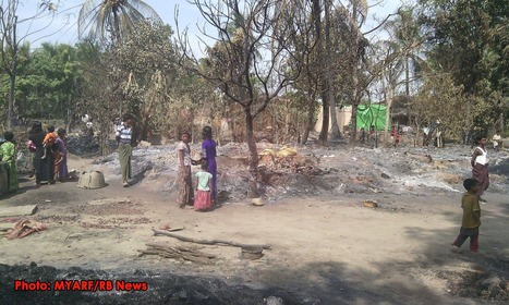 Rohingya Blogger: Four Women Appeared In Maungdaw Court On False Allegations That They Torched Houses | Human rights | Scoop.it