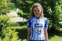 Cluses: Fanny Zambon championne de France de cyclisme sur piste | Savoie | Scoop.it