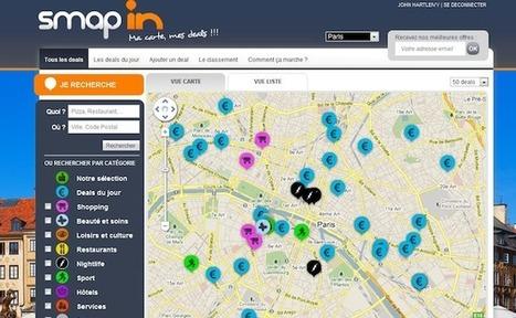 Bownty s'offre le français SmapIn, un réseau social de bons plans de quartier | Achat groupé | Scoop.it