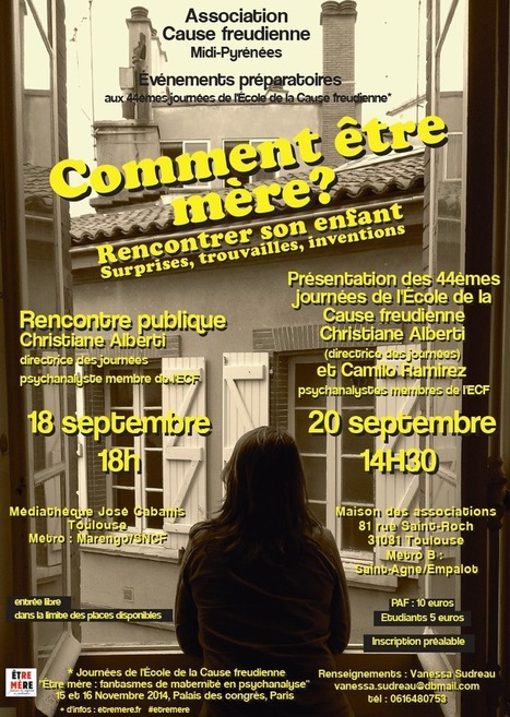 Comment Ȇtre mère? 18 septembre | Z-archivactions | Scoop.it
