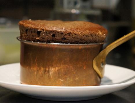 La recette à faire d'avance : le soufflé au chocolat de Jean Imbert   Remue-méninges FLE   Scoop.it