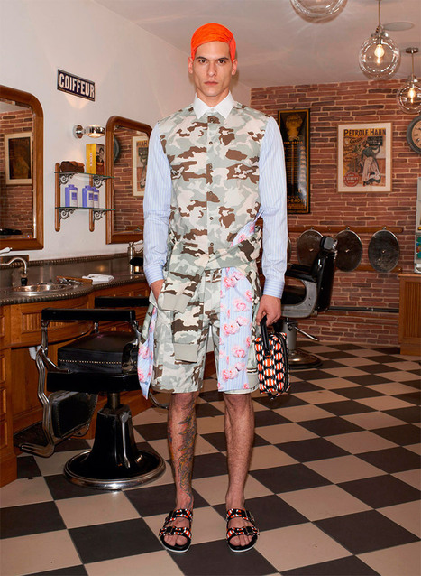 Givenchy Mens Pre-Spring 2014 | Fashion and Travel | Scoop.it