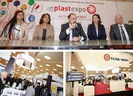 Plast Expo 2013. Gran éxito.