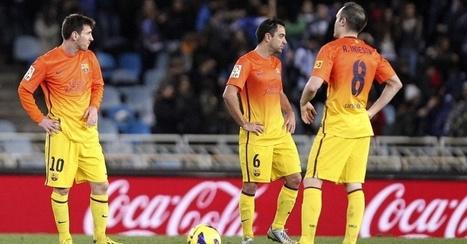Barça é proibido de contratar atletas por 1 ano por ter negociado com menor | Mesa do Futepoca | Scoop.it