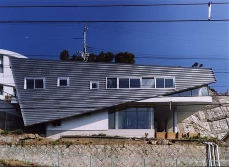 [Shioya Tarumi-ku Kobe, Hyogo-Pref., Japan] Rooftecture S / Shuhei Endo | The Architecture of the City | Scoop.it
