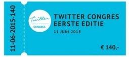 Twitter congres | Inspiratie | Scoop.it