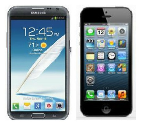 Samsung Vs. Apple: Losing My Religion | MediaPost | Public Relations & Social Media Insight | Scoop.it