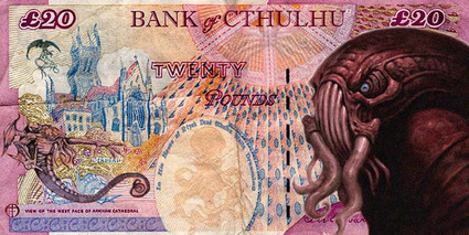 There is a new crypto currency based on Cthulhu | The Call of Cthulhu | Scoop.it