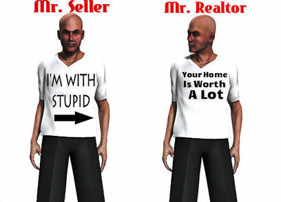 Reasons Sellers Give For Overpricing Their Homes | Real Estate Information | Scoop.it