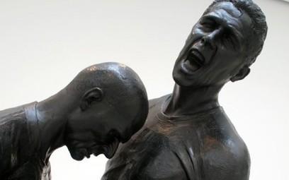 Zidane vs Materazzi by Adel Abdessemed - Ozarts Etc | Artistes de la Toile | Scoop.it