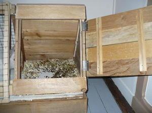 Espace de vie en bois #palettes pour le lapin de pâques | Best of coin des bricoleurs | Scoop.it