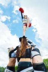 STOP Sports Injuries tweetchat: Cheerleading and gymnastics injuries   Spirit Accessories for Cheerleaders   Scoop.it