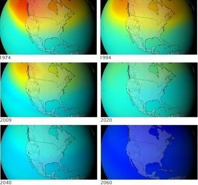 La rémission de la couche d'#ozone montre que l'humanité peut agir contre les crises climatiques - Science et vie | Arctique et Antarctique | Scoop.it